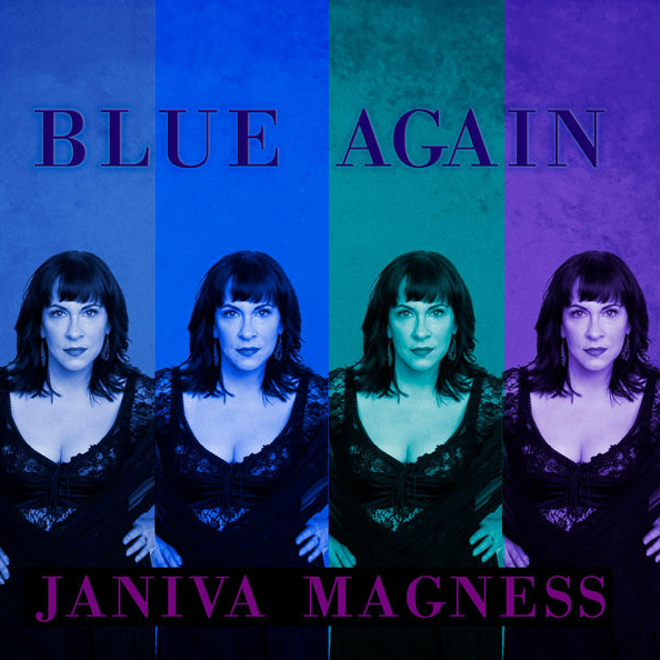 """Blue Again"" CD"