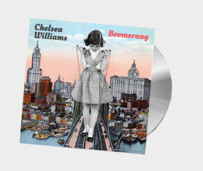 Chelsea Williams – Boomerang CD