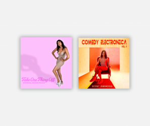 Scout Durwood – Comedy Electronica Vol. 1 – Digital Catalog Bundle